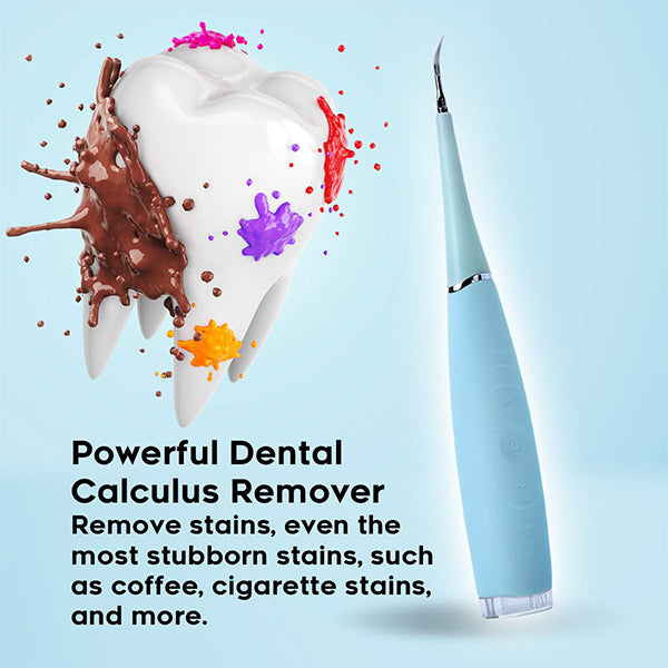 Ultrasonic Teeth Cleaner | Plaque Remover