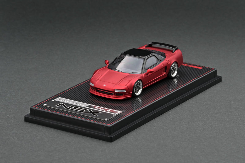 Honda NSX NA1 Matte Red Metallic