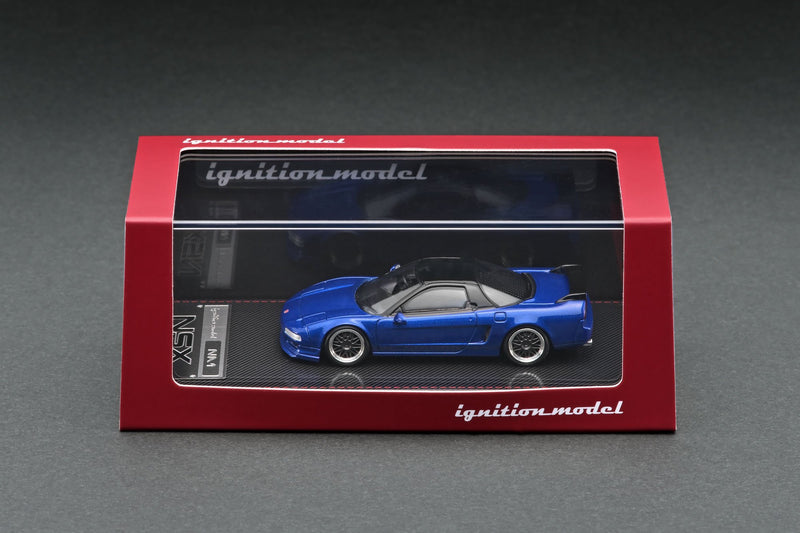 Honda NSX NA1 Blue Metallic