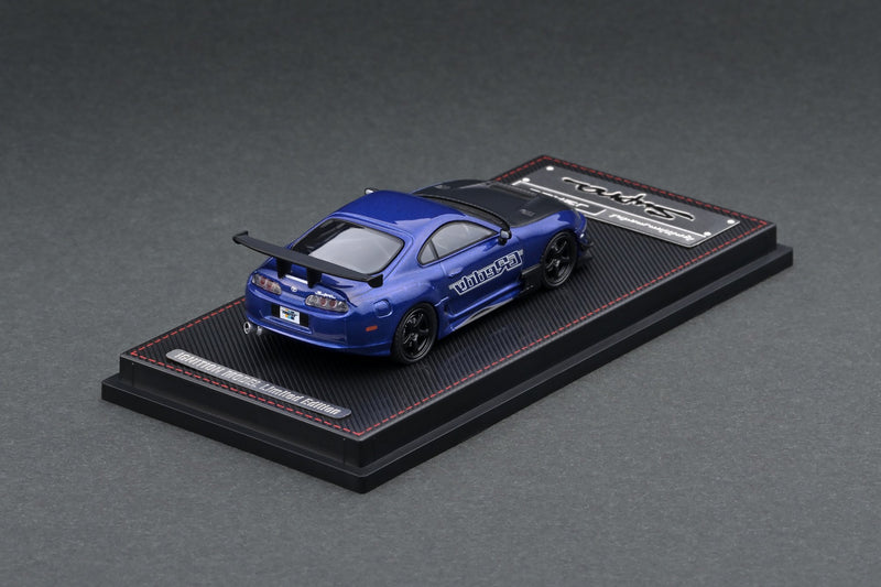 Toyota Supra RZ GReddy Blue Metallic