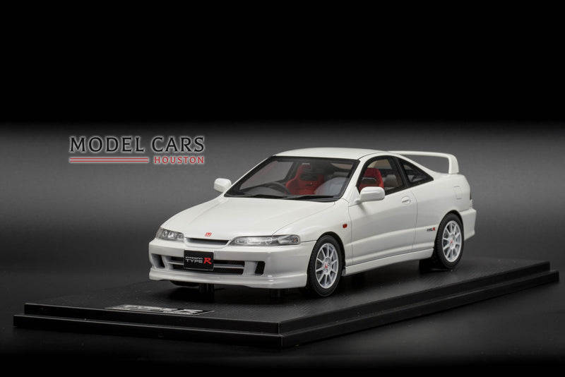Honda Integra Type-R DC2 Late Version White