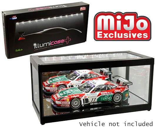 Illumicase MJ7710 - Showcase for 1:18 LED Mirror Display Case