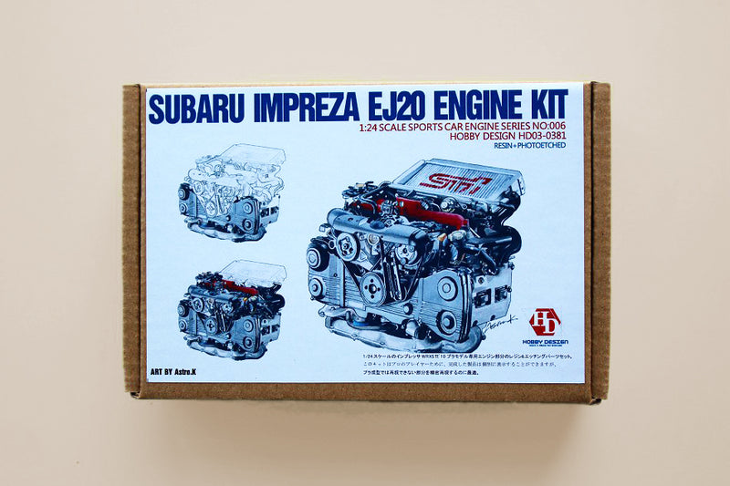 HD03-0381 - Subaru EJ20 Engine Detail Kit