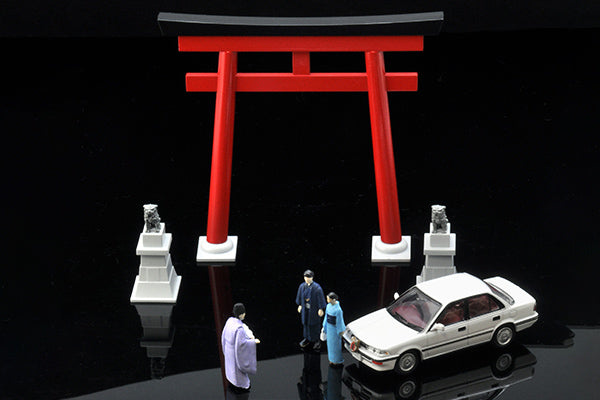 Diocolle 64 Car Snap Hatsumode Shrine