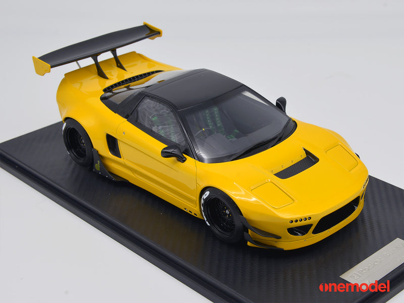 Honda NSX NA1 GT Rocket Bunny Yellow