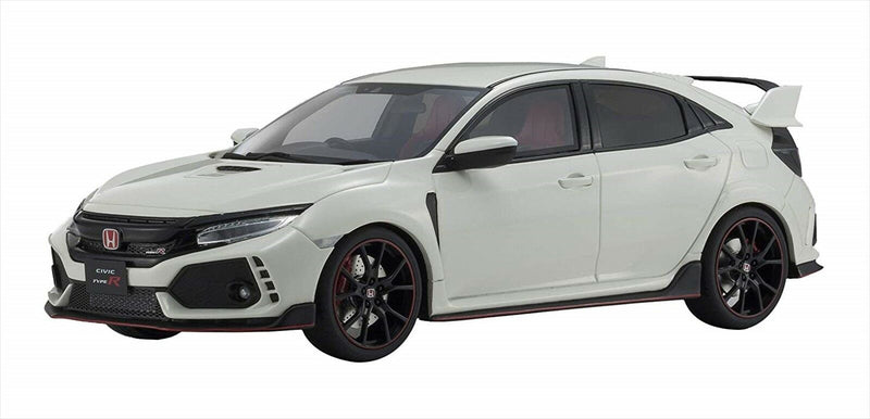 Honda Civic Type-R 2017 White