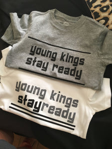 Stay Ready Tee