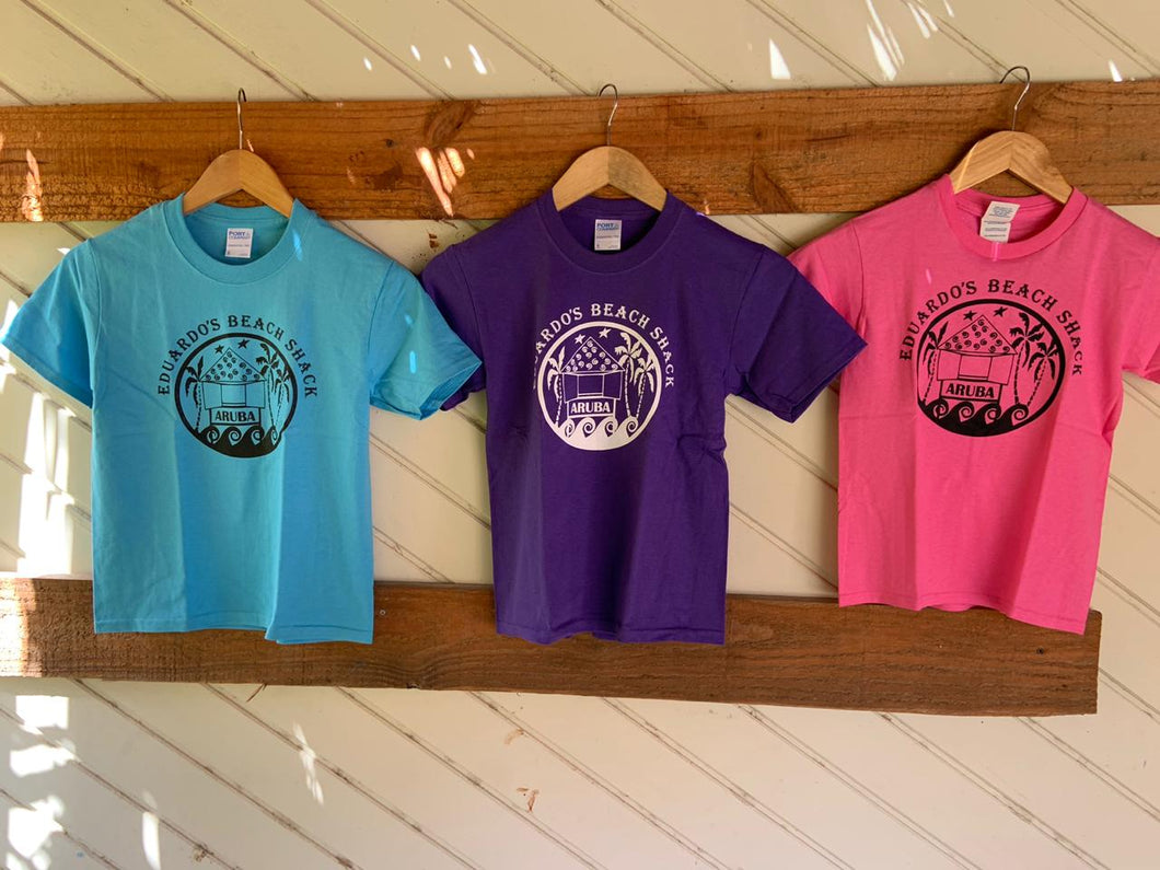 Eduardo's Beach Shack Kids T Shirts Buy Online