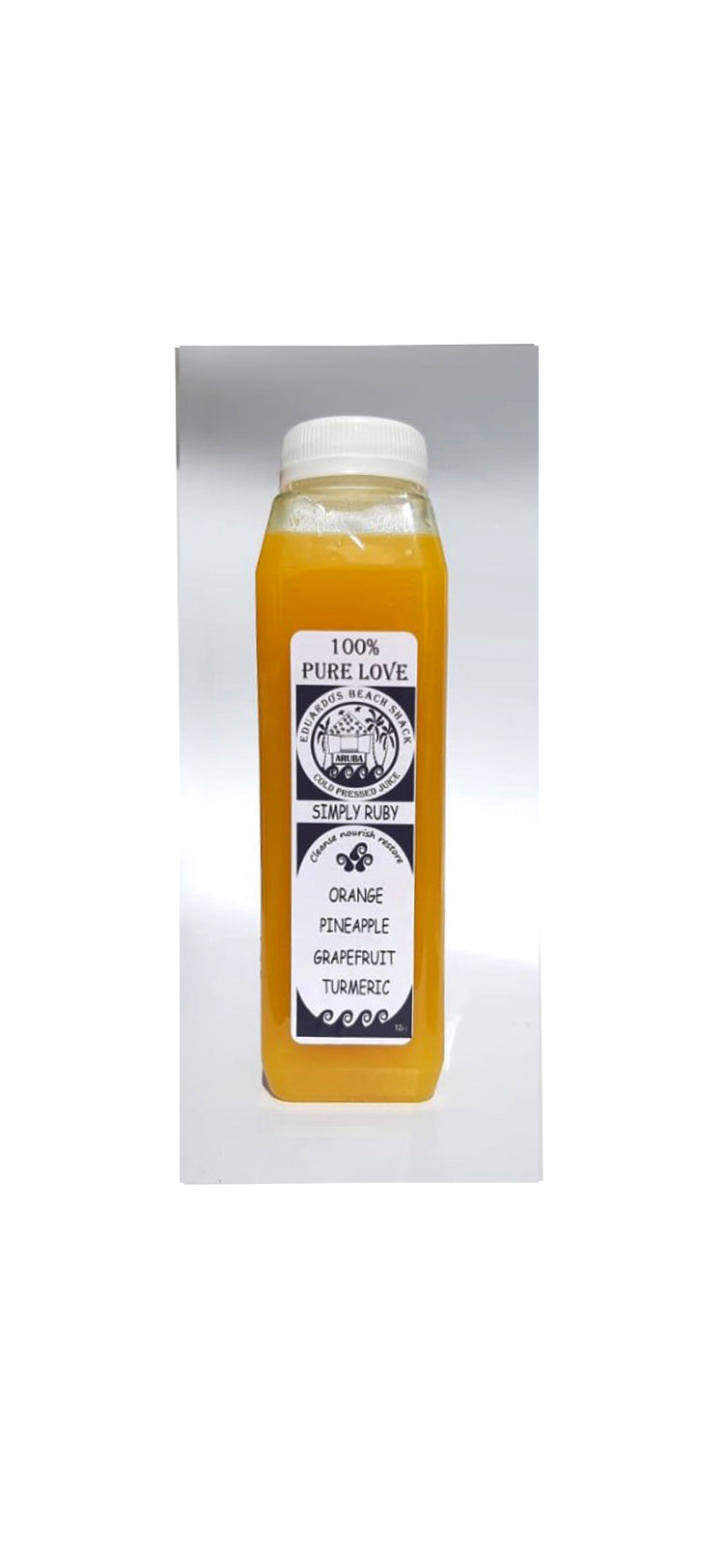 Simply Ruby 100% Pure Love Cold Pressed Juice Buy Online