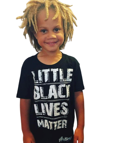 Little Black Lives Matter Tee (Toddler)