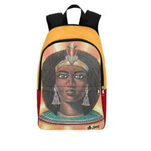 Queen Ahmose Nofretari Backpack| African Queens Backpack
