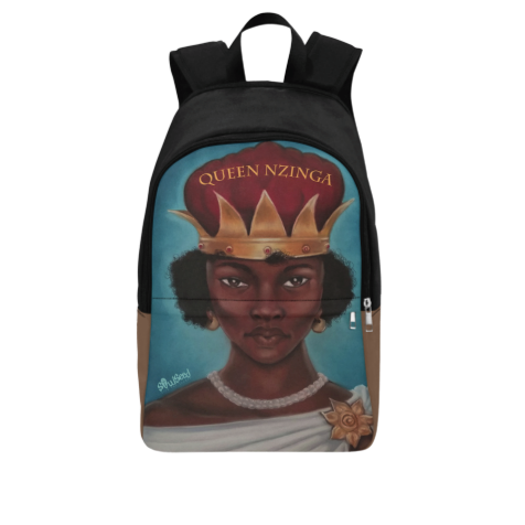 Queen Nzingha Backpack