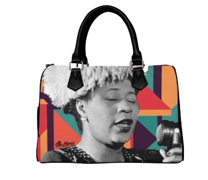 Ella Fitzgerald Handbag| Soulseed Apparel