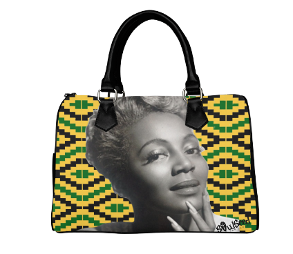 Joyce Bryant Handbag| African American Clothing| SoulSeed Apparel