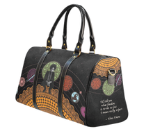 Load image into Gallery viewer, Nina Simone Travel Bag