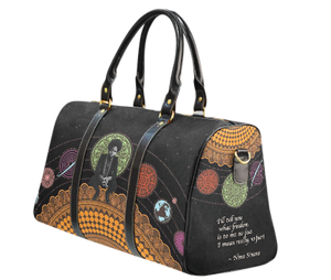 Nina Simone Travel Bag