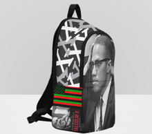 Load image into Gallery viewer, Malcolm X Backpack