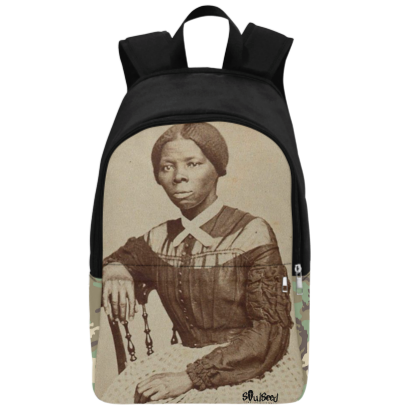 Harriet Tubman Backpack| Black History Backpacks