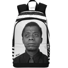 Load image into Gallery viewer, James Baldwin Backpack