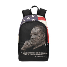Load image into Gallery viewer, Martin Luther King Jr. Backpack