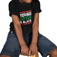 Load image into Gallery viewer, young gifted and black_youth_soulseedapparel