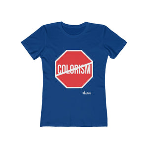 Stop Colorism Women'sTee