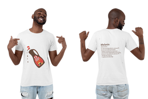 Melanin Drippin T-Shirt| Melanin T-Shirt | SoulSeed Apparel