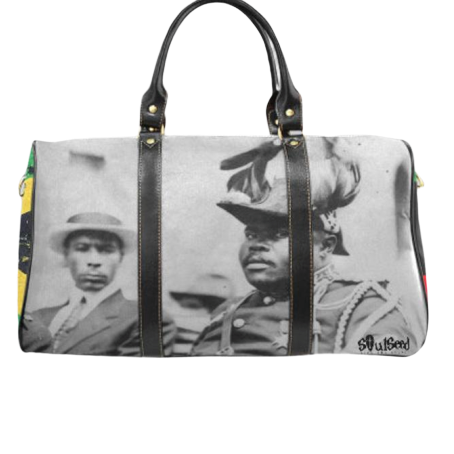 Marcus Garvey Duffel Bag| SoulSeed Apparel