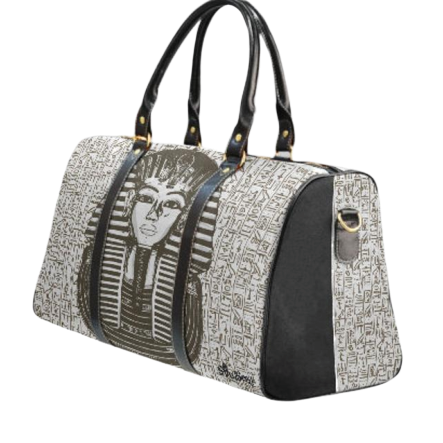 King Tut Duffel Bag |SoulSeed Apparel