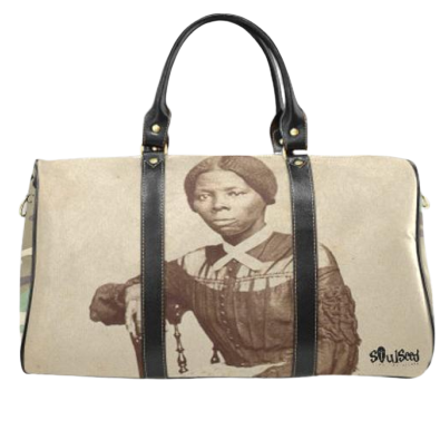 Harriet Tubman Duffel Bag