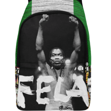 Fela Kuti Backpack| Afrobeat Apparel