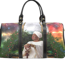 Load image into Gallery viewer, Maya Angelou Duffel bag| SoulSeed Apparel