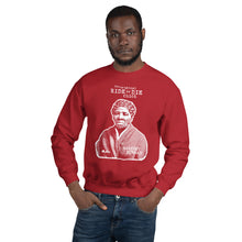 Load image into Gallery viewer, The Original Ride or Die Chick Sweatshirt (Harriet Tubman)