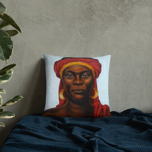 Yaa Asantewa Pillow