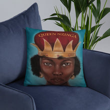 Load image into Gallery viewer, Queen Nzingha  Pillow