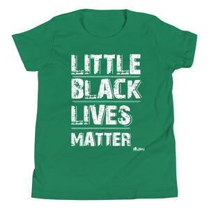 Little Black Lives Matter T-Shirt (Youth)