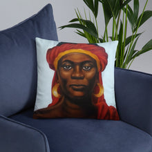 Load image into Gallery viewer, Yaa Asantewa Pillow