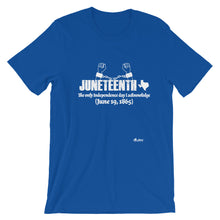 Load image into Gallery viewer, Juneteenth T-Shirt