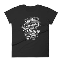 Load image into Gallery viewer, Spiritual Thug-shirt