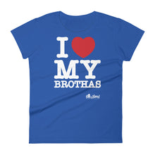 Load image into Gallery viewer, I love my Brothas  t-shirt