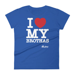 I love my Brothas  t-shirt
