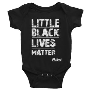 Little Black Lives Matter Onesie