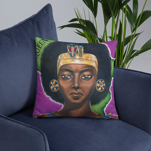 Queen Tiye Pillow
