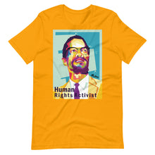 Load image into Gallery viewer, Malcolm X  Unisex T-Shirt