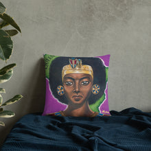 Load image into Gallery viewer, Queen Tiye Pillow
