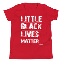 Load image into Gallery viewer, Little Black Lives Matter T-Shirt (Youth)