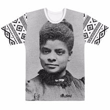 Load image into Gallery viewer, Ida B Wells Dye Sublimated T-shirt (Unisex)