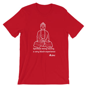 Spiritual Being having a very black experience T-Shirt