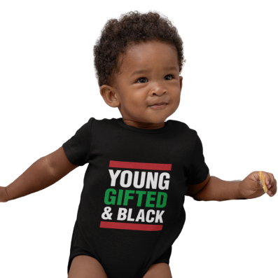 young gifted and black onesie_soulseedapparel