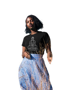 Spiritual Being having a very black experience| Trap Yoga| Soulseed Apparel
